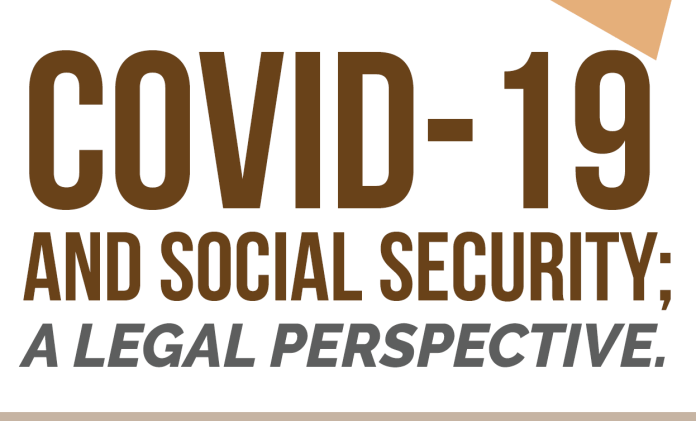 covid-19 and Social Security